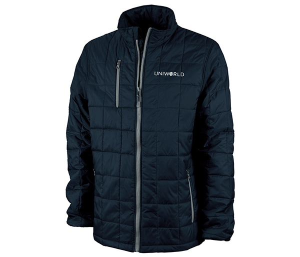 Men´s LITHIUM PUFFY JACKET BY CHARLES RIVER